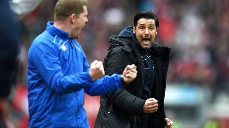 Дуисбург на Илия Груев започва сезона с тежко гостуване в Дрезден