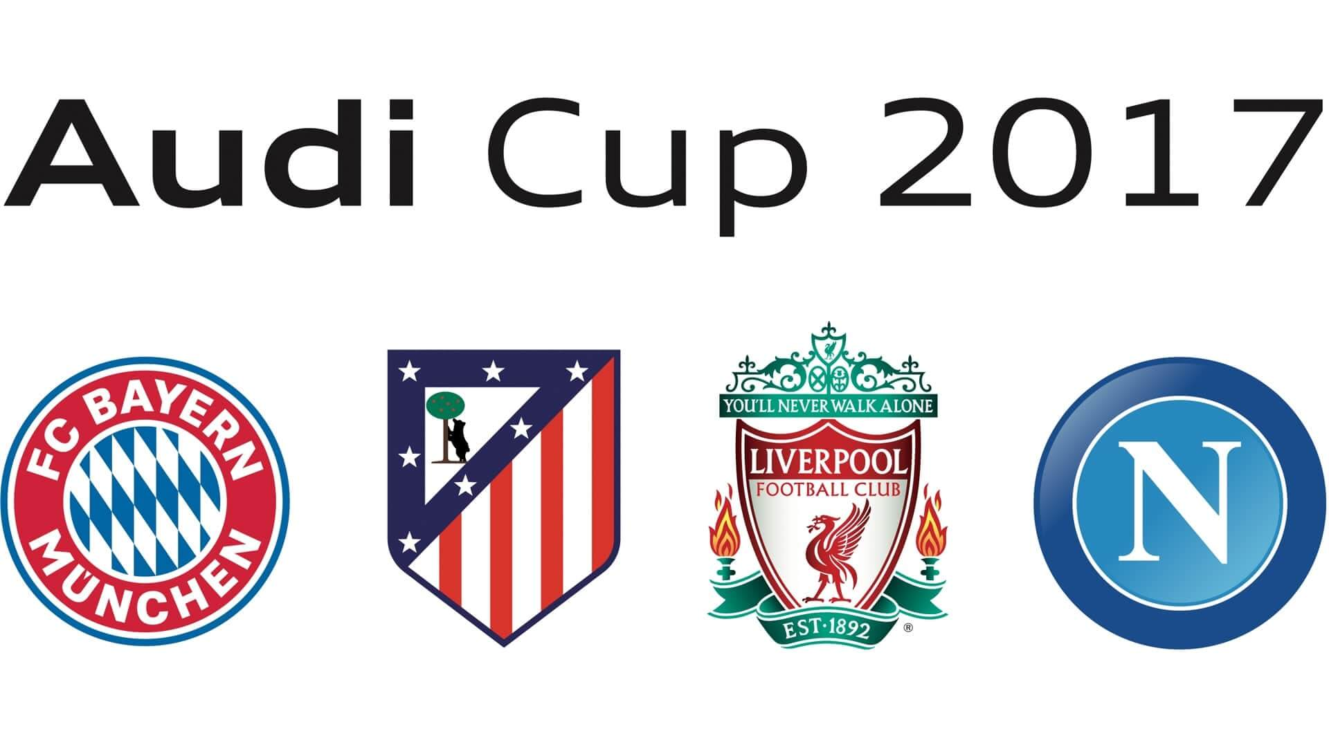 """Турнирът """"Audi Cup"""" започва във вторник"""