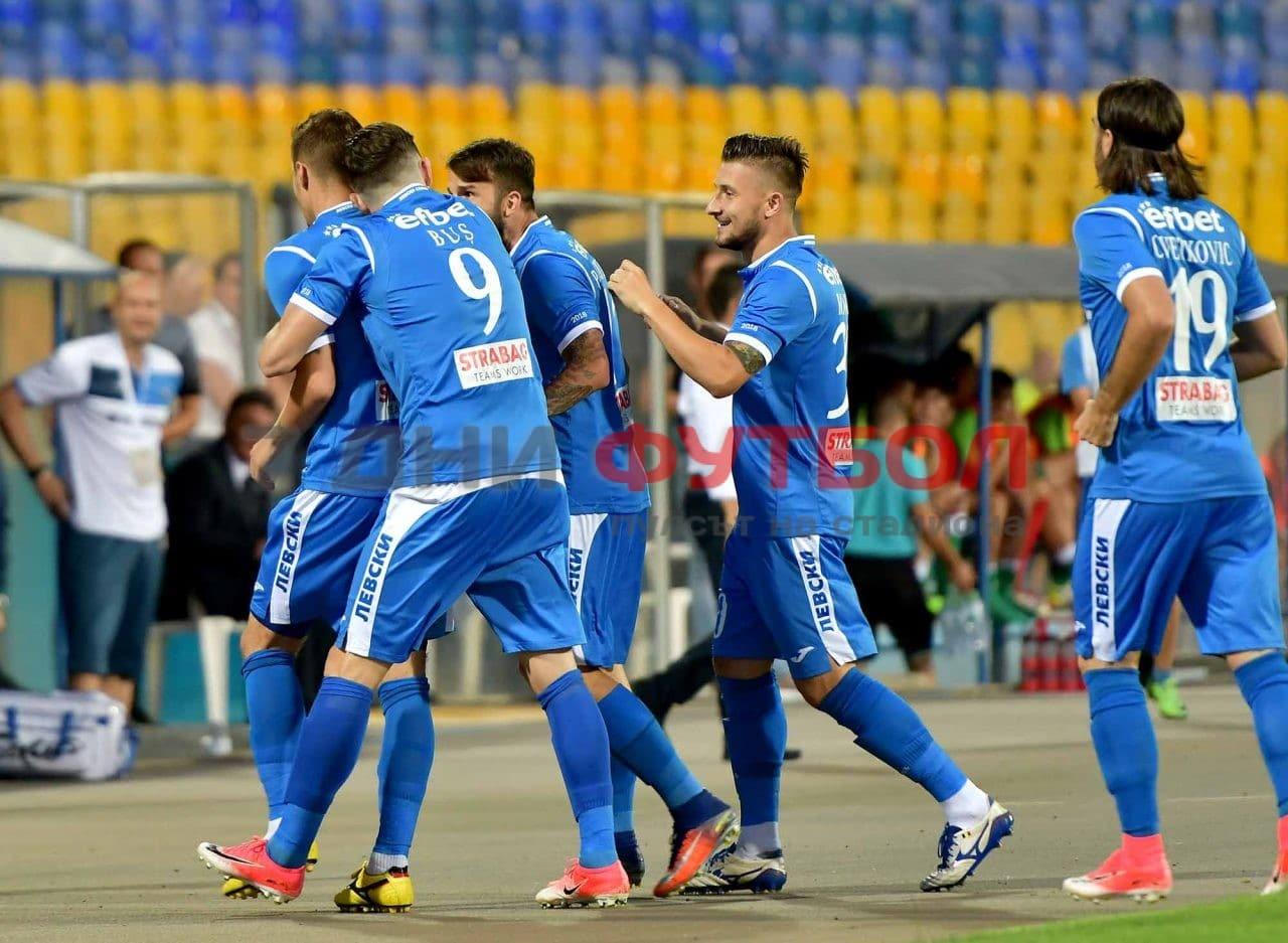 Левски преследва трети успех в Първа лига в Благоевград
