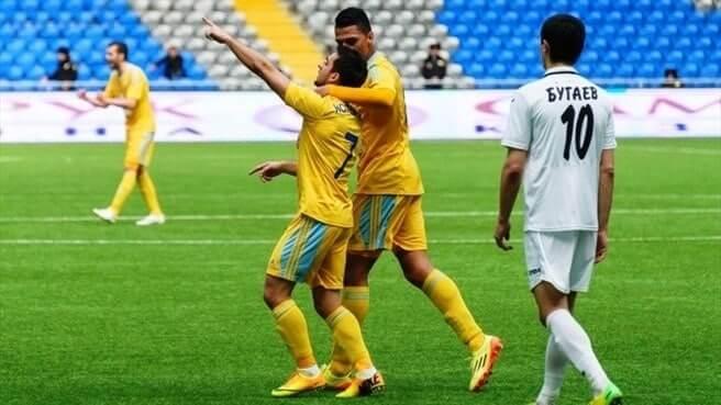 Мъри и Астана излизат за седма поредна победа в Казахстан