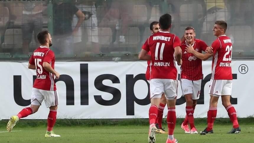 ЦСКА се готви за нов разгром над пловдивски отбор