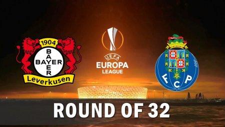 Байер Леверкузен – Порто: Прогноза за Лига Европа
