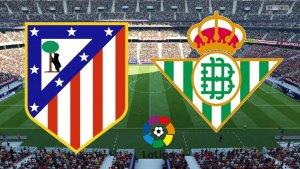 Атлетико Мадрид – Бетис
