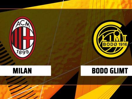 Милан – Бодьо Глимт: Прогноза от Лига Европа