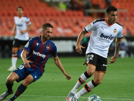 Валенсия – Леванте: Прогноза от Ла Лига за 13.09.2020
