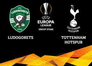 Лудогорец – Тотнъм: Прогноза от Лига Европа за 05.11.2020