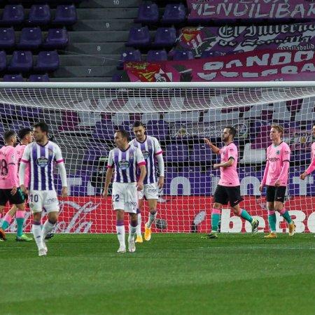 Барселона – Валядолид: Прогноза от Ла Лига 5.04.2021