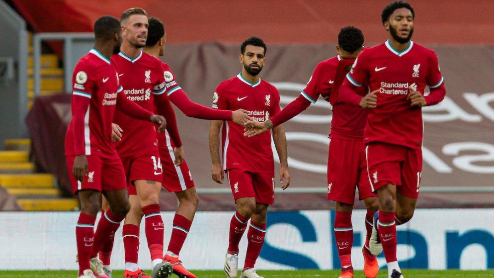 Football – FA Premier League – Liverpool FC v Leeds United FC