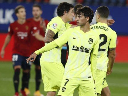 Атлетико Мадрид – Осасуна: Прогноза от Ла Лига