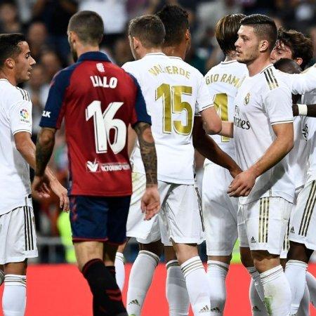 Реал Мадрид – Осасуна: Прогноза от Ла Лига